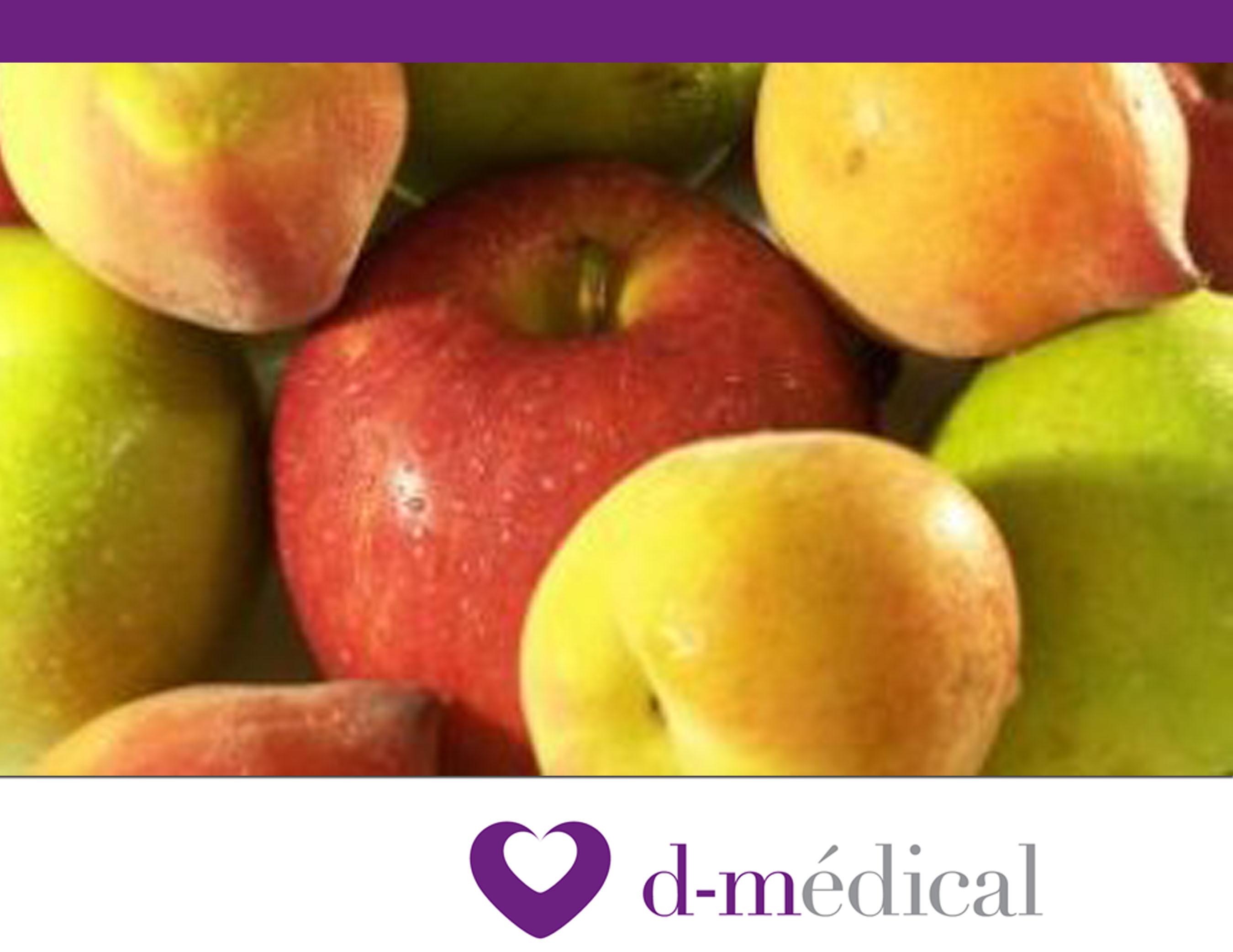 consumo frutas